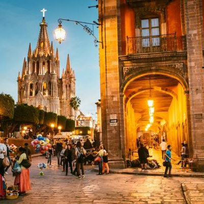 San Miguel de Allende, México, es la ciudad #1 en general por segunda vez en los 23eros World's Best Awards anuales de Travel + Leisure