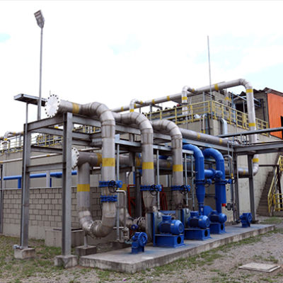 Rio gets a pilot plant to explore energy from waste